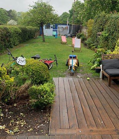 Surrey, UK: Children's play area