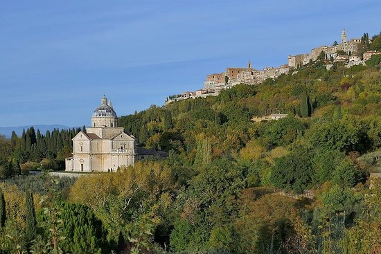 Montepulciano for wine lovers with kids...