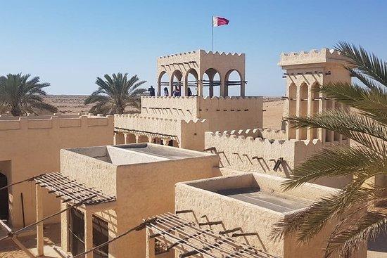 Qatar's West Coast Tour: Zekreet, Richard Serra & Mushroom Rock...