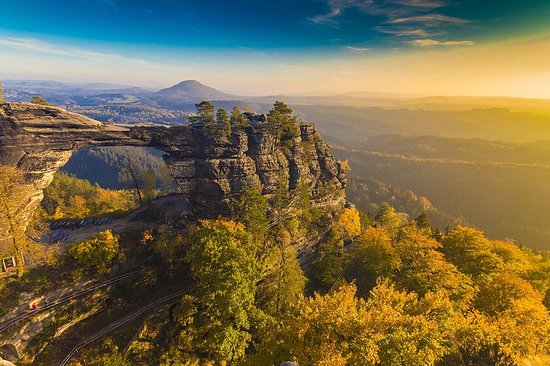 Bohemian Switzerland Gourmet Hiking Tour