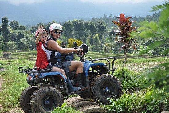 Fotografia de Atividade em Bali: Bali ATV Ride Adventure