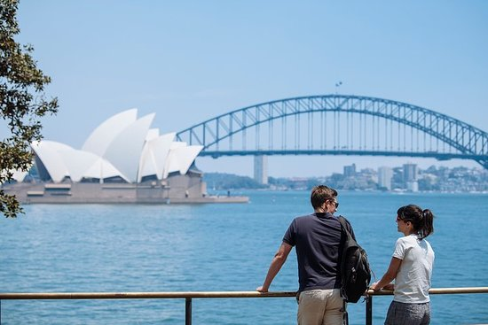 Full Day Sydney Tour with Opera House and The Rocks Tour
