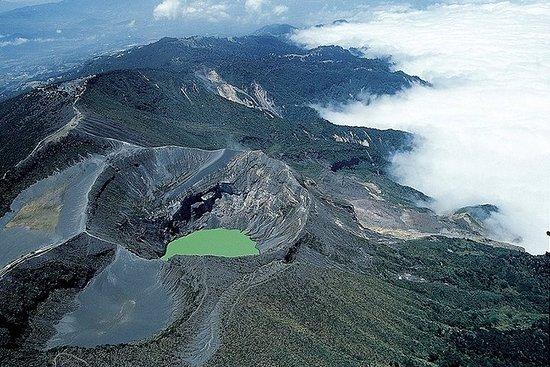 Volcán Irazú + Lankester Garden + Valle...