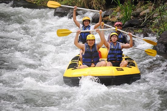 Full-Day Rafting Adventure in Telaga...