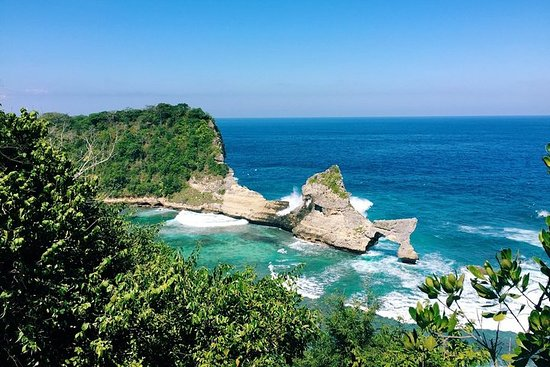 East and West Parts of Nusa Penida...