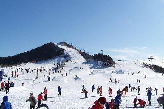 Privat rundtur Transport til Wanlong Ski Resort fra Beijing
