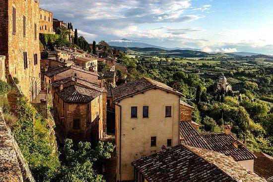Pienza, Montalcino & Montepulciano...