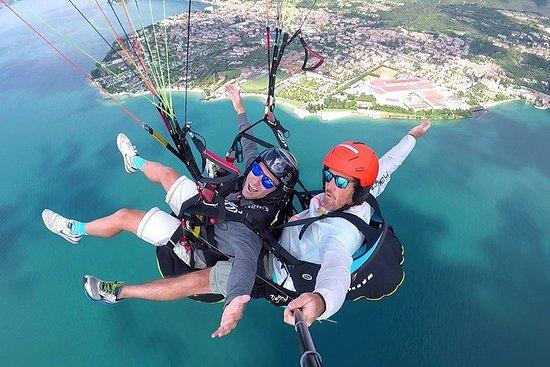Paragliding Tandem Lake Garda