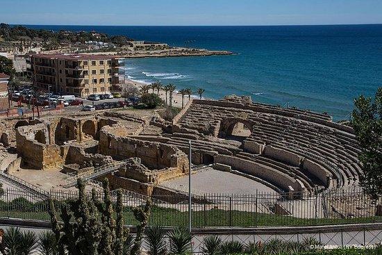 Tarragona & Ruinas - Kleine Gruppe und...