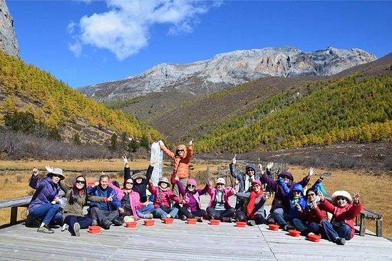 Ouest du Sichuan - Chengdu, Daocheng...