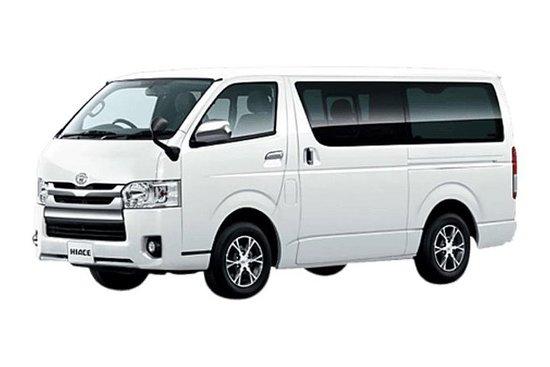 Toyota HIACE 2019的OSAKA定制您的行程