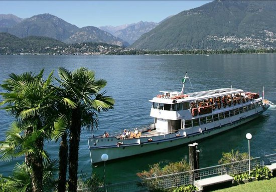 Lake Maggiore, Zwitserland: Viaggio nei ricordi