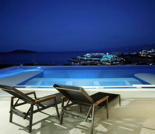 Six Senses Spa indoor and outdoor pool