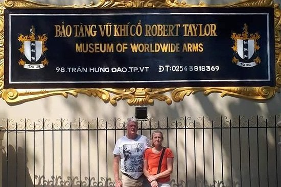 Private Tour to Vietnam War...
