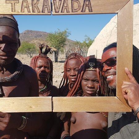 Kaokoland, Namibia: Himba tribe of Kunenene, Namibia