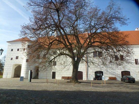 Moravia, Repubblica Ceca: Эти стеня помнят многое...
