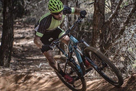 Benalmadena Bike Park Cycling Adventure with Cable Car Pass