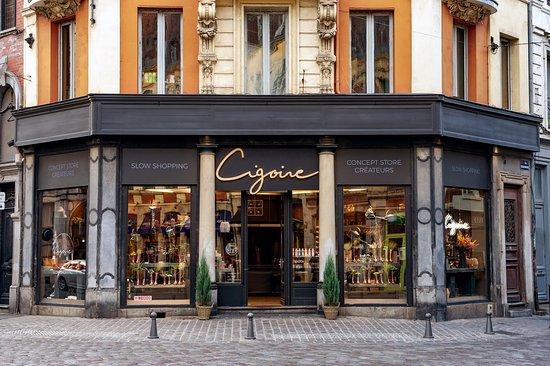 Cigoire - Slow Shopping