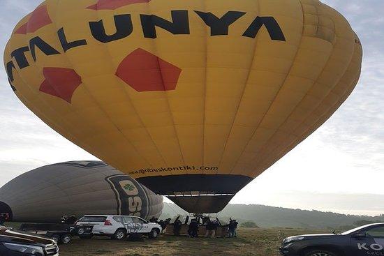 Balloon Ride (Igualada) + Montserrat