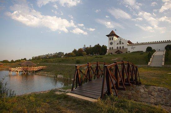 Wine and Culture trip: Chateau Purcari, one of several impressive wineries in Moldova