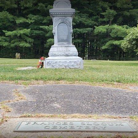 Frances Slocum Cemetery