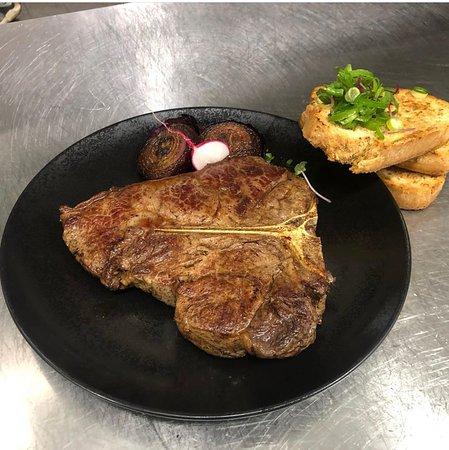 T-bone steak z ALA CARTE ponuky