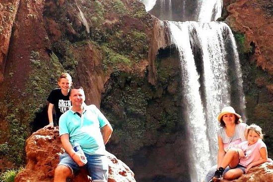 Excursion des cascades d'Ouzoud en...