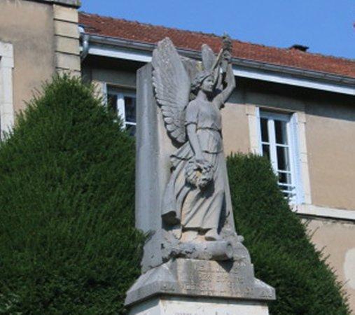 Monument Aux Morts De Meillonnas