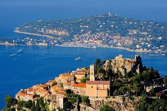 Five jewels of The French Riviera in...