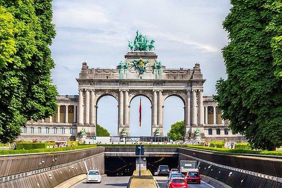 Visite d'une demi-journée du meilleur de Bruxelles avec un guide...