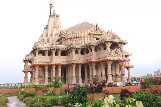 Private Day Tour from Rajkot to Junagarh and Somnath Temple