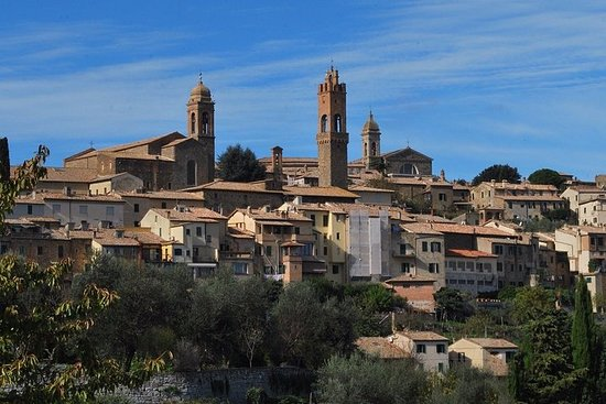 Pienza, Montalcino e Montepulciano - Da