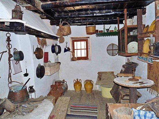 Folklore museum of Messi Sinarades