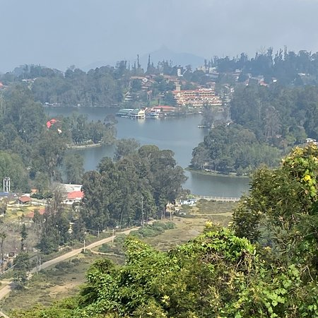 Lake View from Top