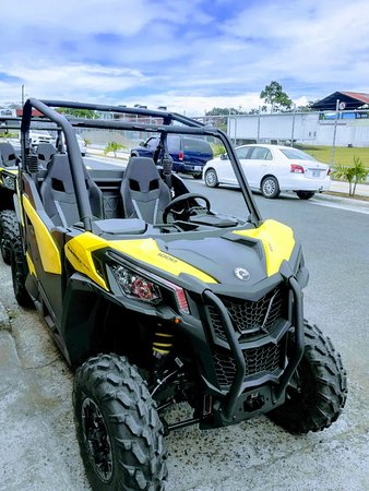 We are proud to announce... Buggies Arenal! Have the time of your life in one of our new All Terrain Vehicles - BUGGY / SIDE BY SIDE TOURS in Fortuna Costa Rica!