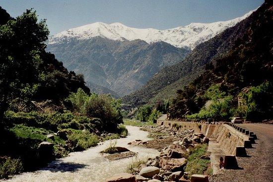 Private Atlas Mountains Tour from...