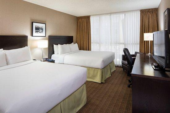 Delta Hotels by Marriott Calgary Airport In-Terminal, hoteles en Calgary