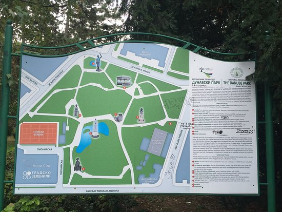 """""""A map to the park """""""