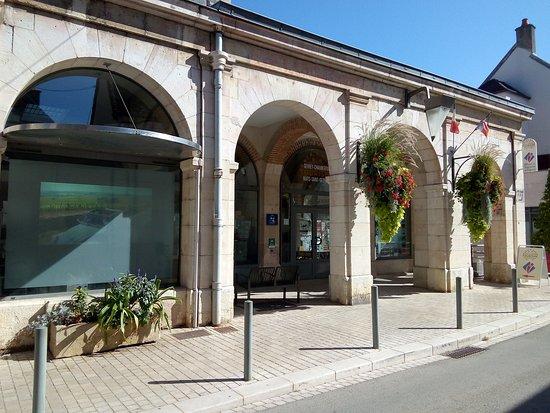Office de Tourisme de Nuits-Saint-Georges