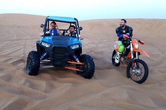 Dune Bike Dubai