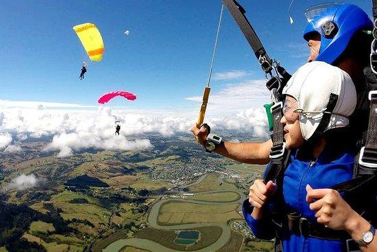 16,000 Feet Tandem Skydive & Gannet...