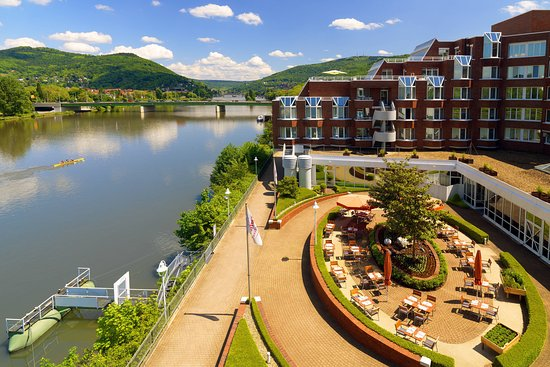 Heidelberg Marriott Hotel, Hotels in Heidelberg