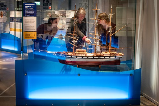 The Maritime Museum in Aust-Agder
