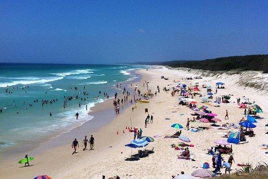 Stradbroke Island 4WD Day Trip from Brisbane