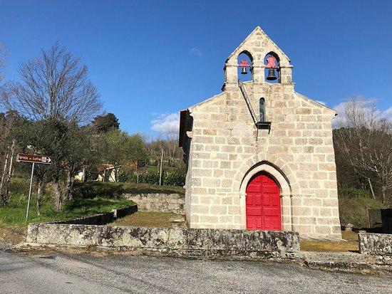 Amarante, Portugal : Igreja do Salvador de Lufrei