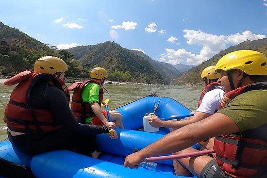 Trishuli River Rafting 1 Night 2 Days
