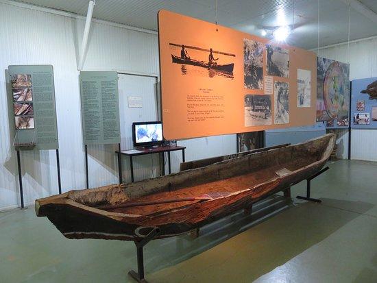 Tiwi Islands, أستراليا: Museum Exhibits