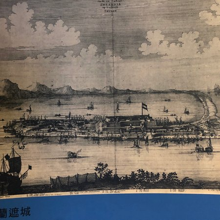延平郡王祠內可以瞭解最詳細的台南歷史。