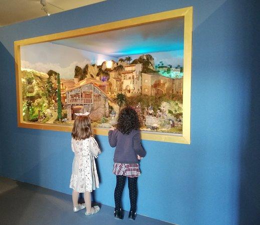 Exposición permanente de Dioramas y Belenes