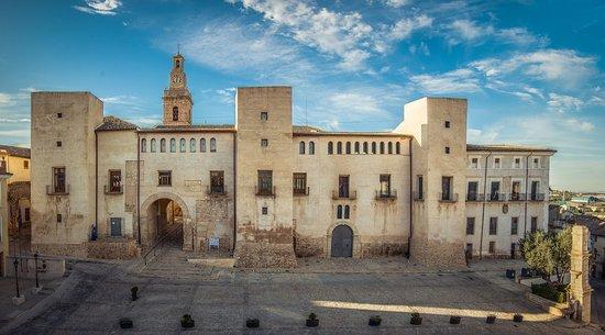 Palacio de los Milà i Aragó